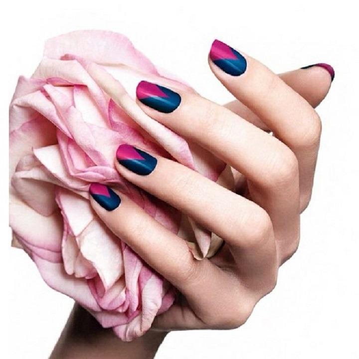 35 Coolest Eye Catching Nail Art Designs