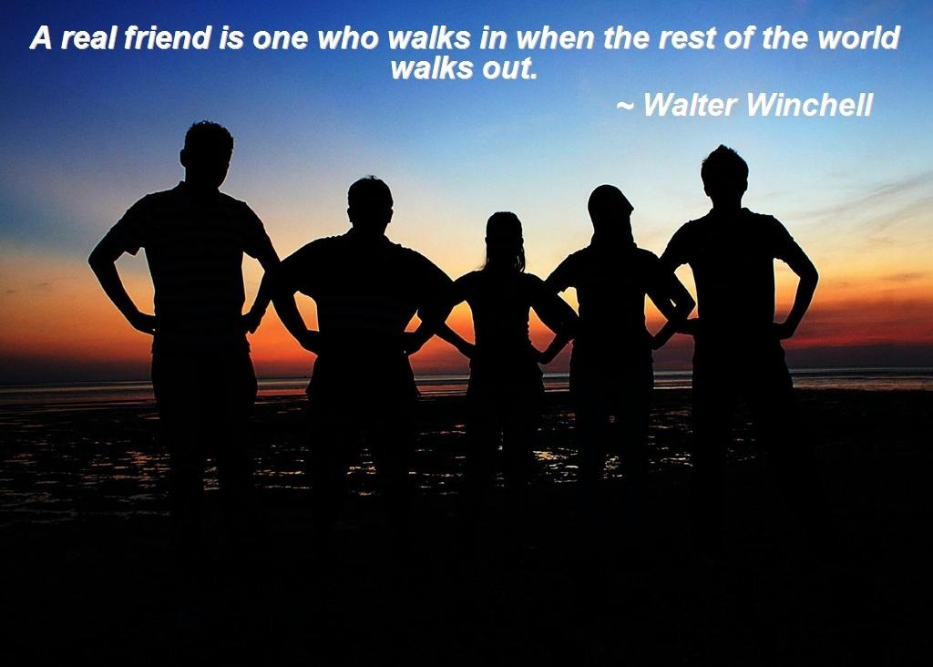30 Famous Inspirational Friendship Quotes