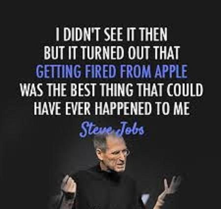 Getting Fired from Apple was the best