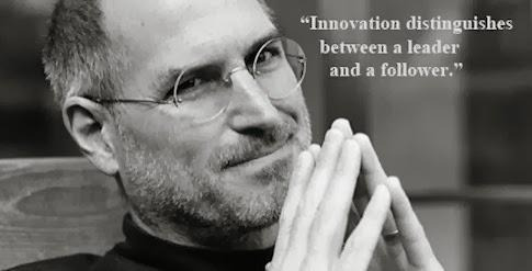 Innovation distinguishes