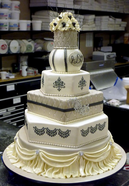 amazing wedding cakes designs