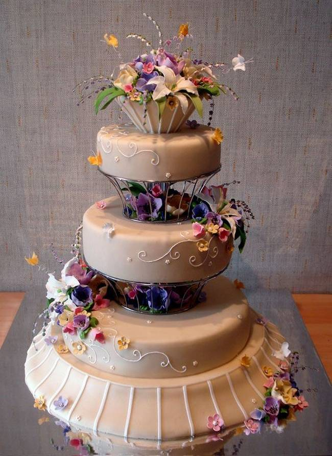 awesome wedding cakes designs