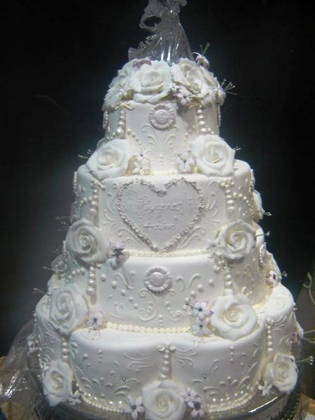 chad wedding cake