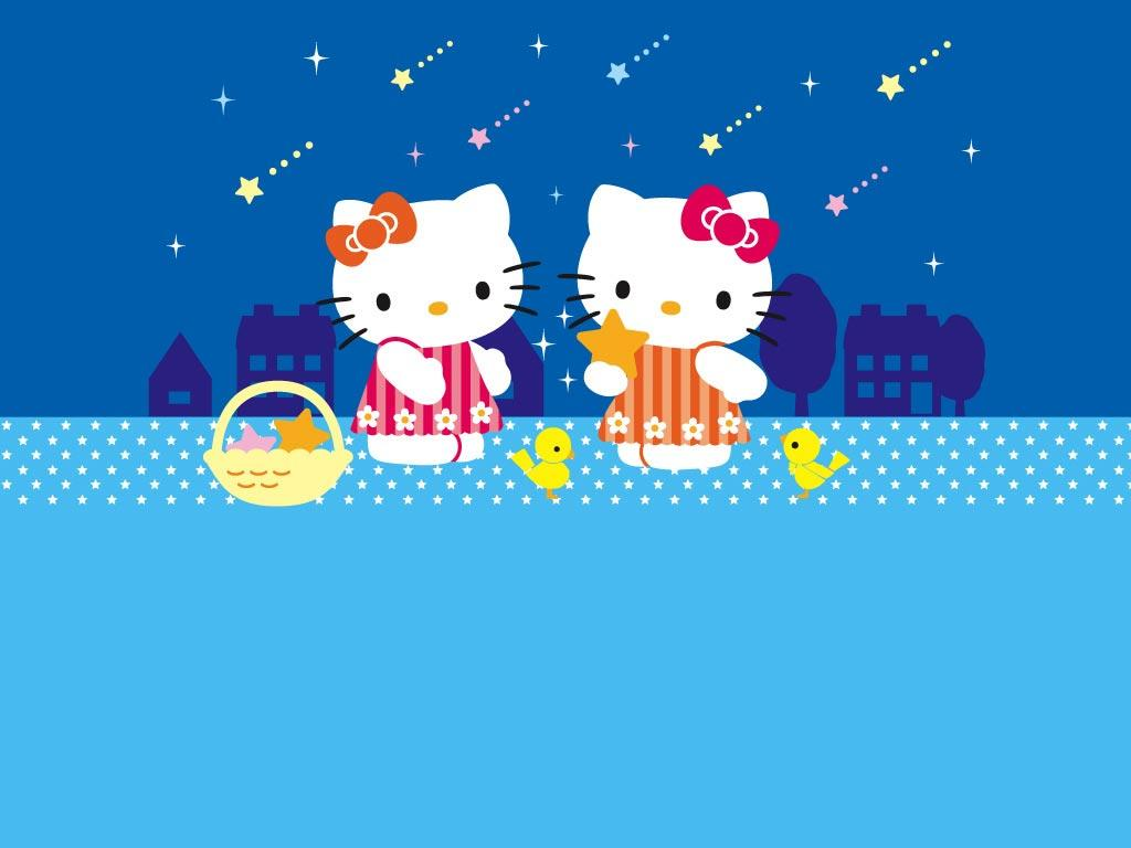 Fantastic Wallpaper Hello Kitty Black - hello-kitty-shooting-stars  Picture_592940.jpg
