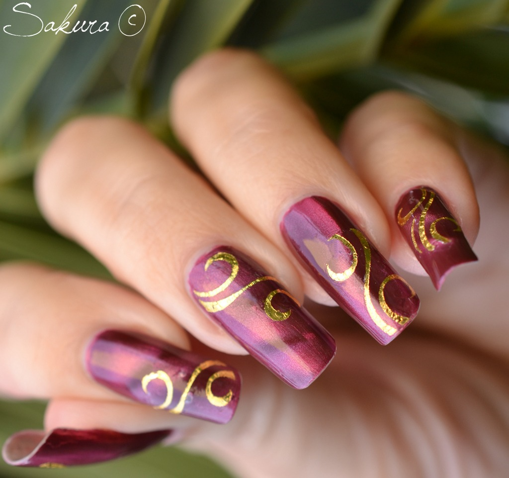 35 Coolest Eye-Catching Nail Art Designs