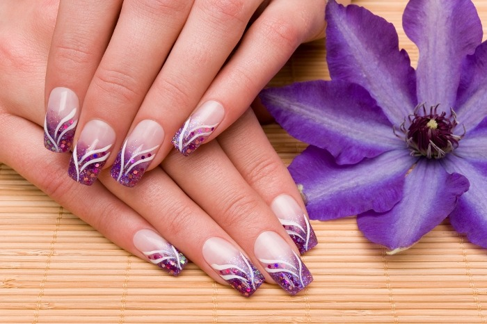 35 coolest eye catching nail art designs