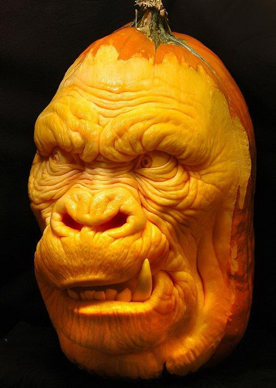 Mindblowing halloween pumpkin carving ideas