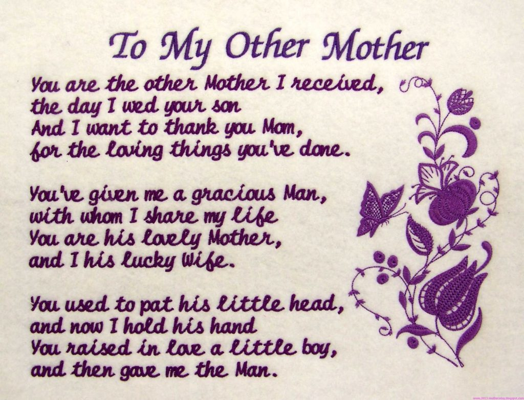 Cute Mothers Day Poem