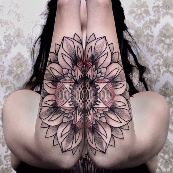 Floral-arms-tattoo