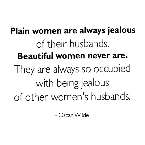 Trust Jealousy Quotes: 25 Popular Heart Burning Jealousy Quotes