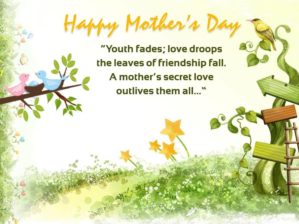 Mothers secret love
