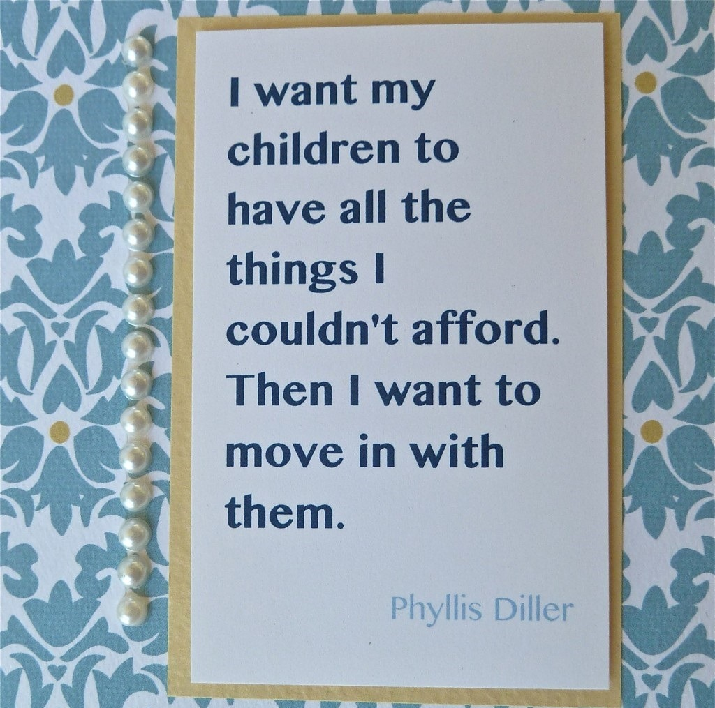 Move in with children