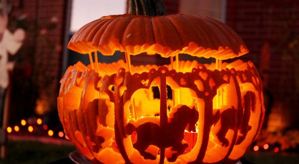 55 Minding Pumpkin Carving Ideas
