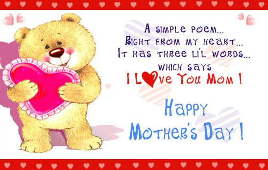 mothers day poems 2014