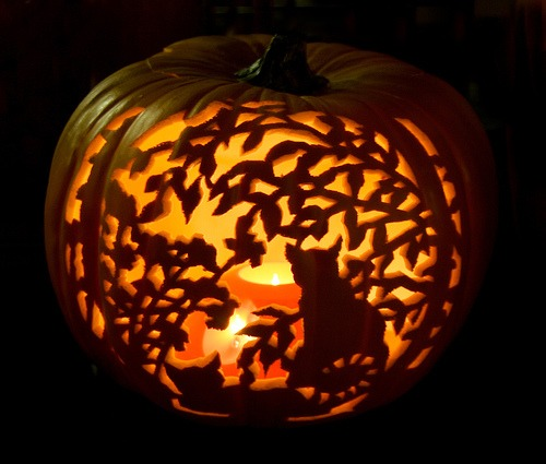 55 mindblowing halloween pumpkin carving ideas for Boo pumpkin ideas