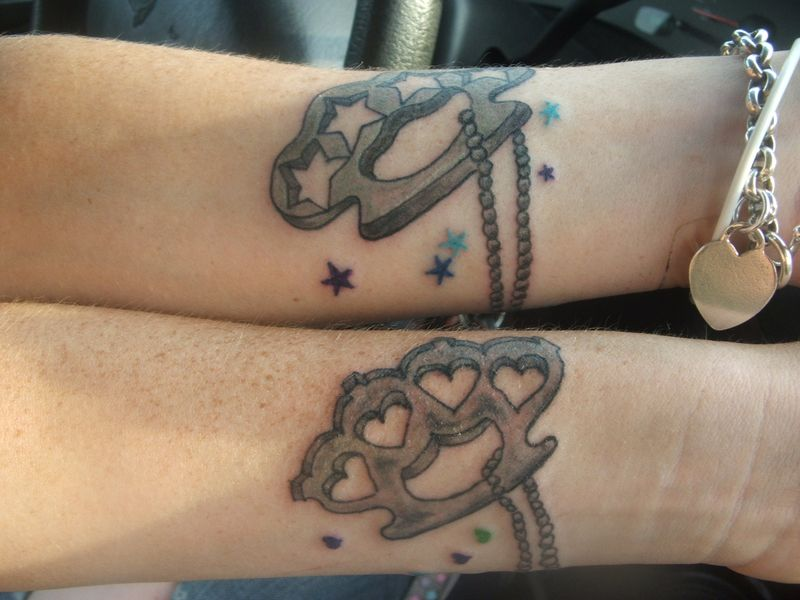 matching-tattoo-ideas-for-couple-on-wrist