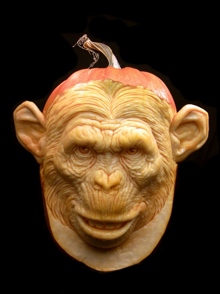 monkey-villafane-pumpkin-carving