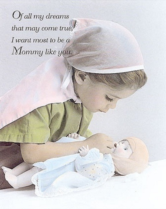 Mommy like you