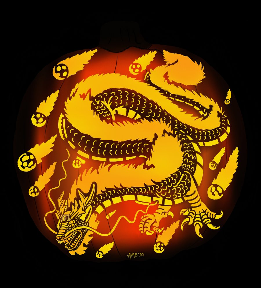 spiffy_dragon_pumpkin_carving