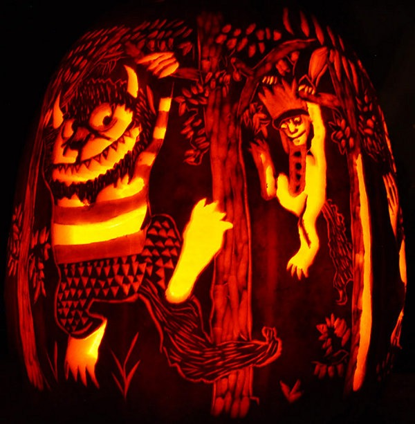 Mindblowing halloween pumpkin carving ideas