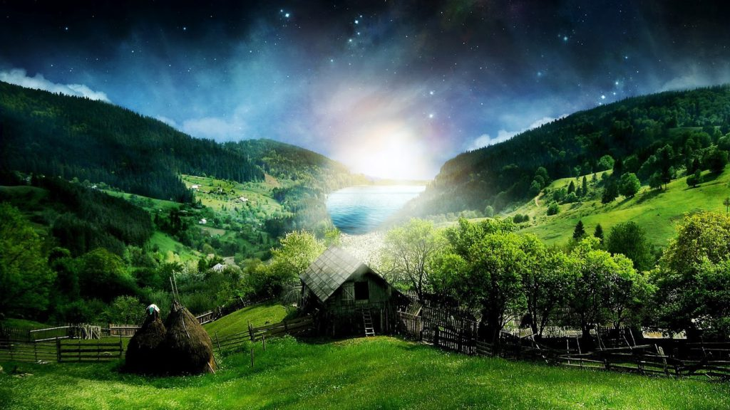 Beautiful-Moonlight-Green-HD