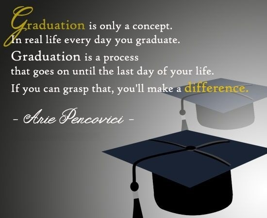 motivational graduation quotes