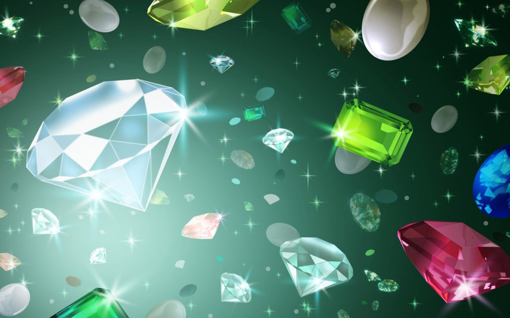 diamonds cool wallpaper