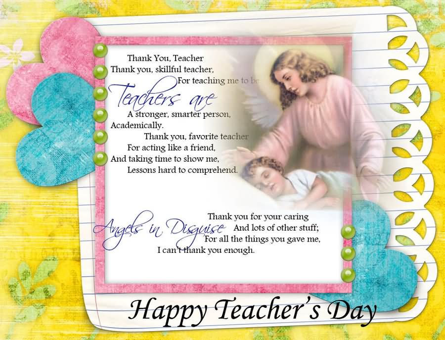30 warm teachers day wishes for your teachers happy teachers day greeting card m4hsunfo Image collections