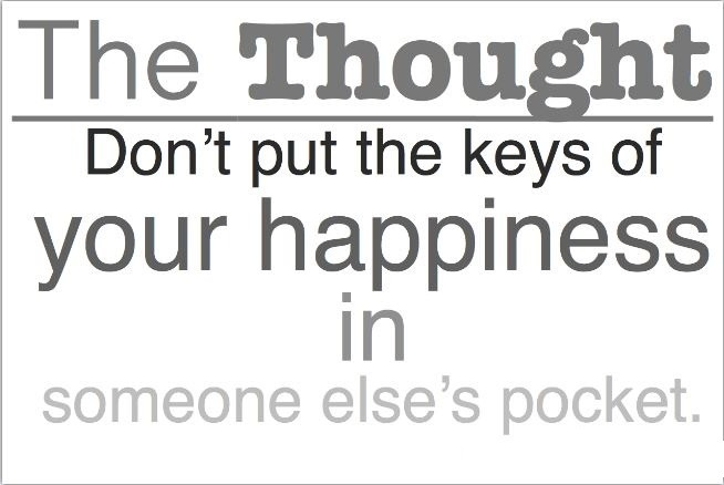 key of happiness
