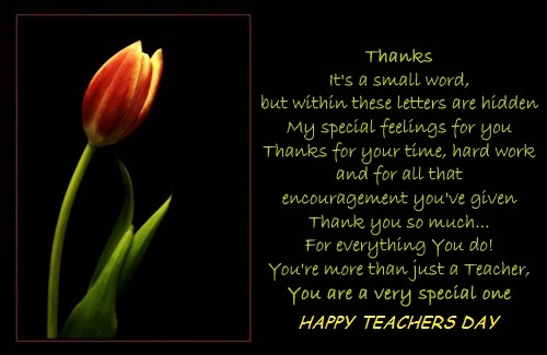 teacher day wishes
