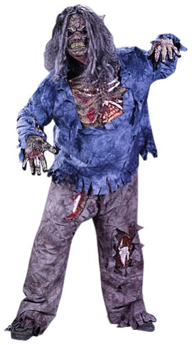3D Zombie-Plus Costume