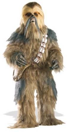 Chewbacca Costume