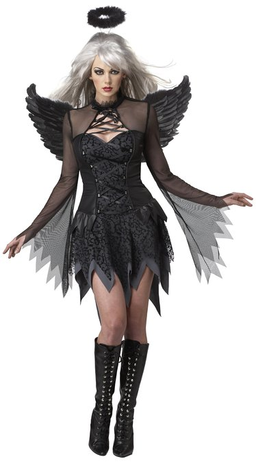 Fallen Angel Dress Costume