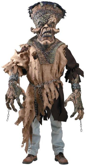 Freak-N-Monster Costume