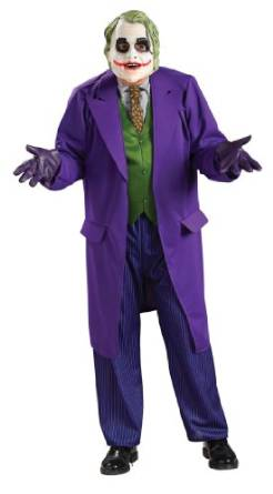 Joker Deluxe halloween Costumes