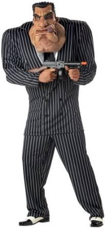 Massive Mobster Costume