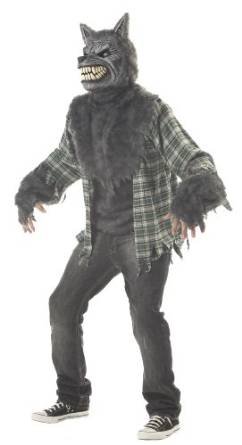Men's Full Moon Madness Costume