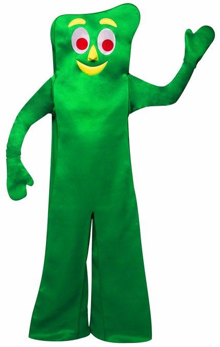 Rasta Imposta Gumby Costume