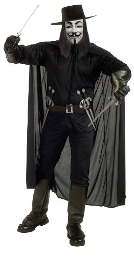 V For Vendetta Complete Costume