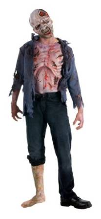 Walking Dead Decomposed Zombie Costume