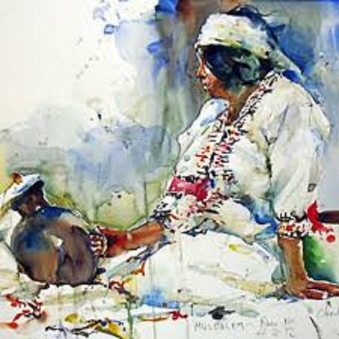 charles-reid-watercolour