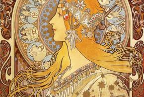 30 Amazing Pieces of Alphonse Mucha Paintings