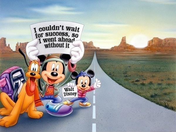 Awesome walt disney quote