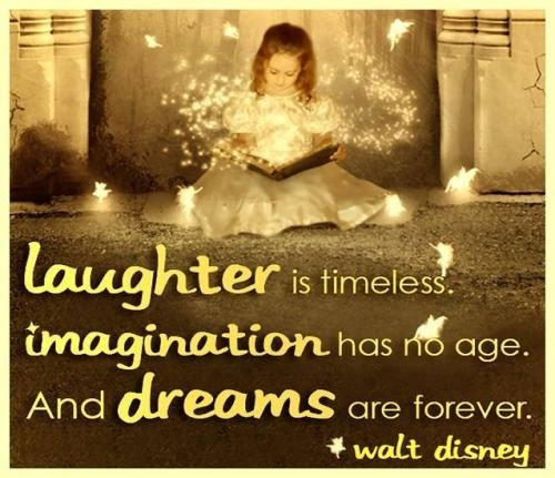 Walt E. Disney Quote