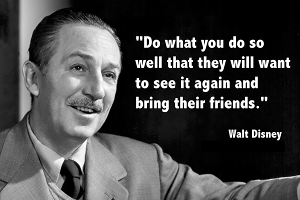 encouraging walt disney quote