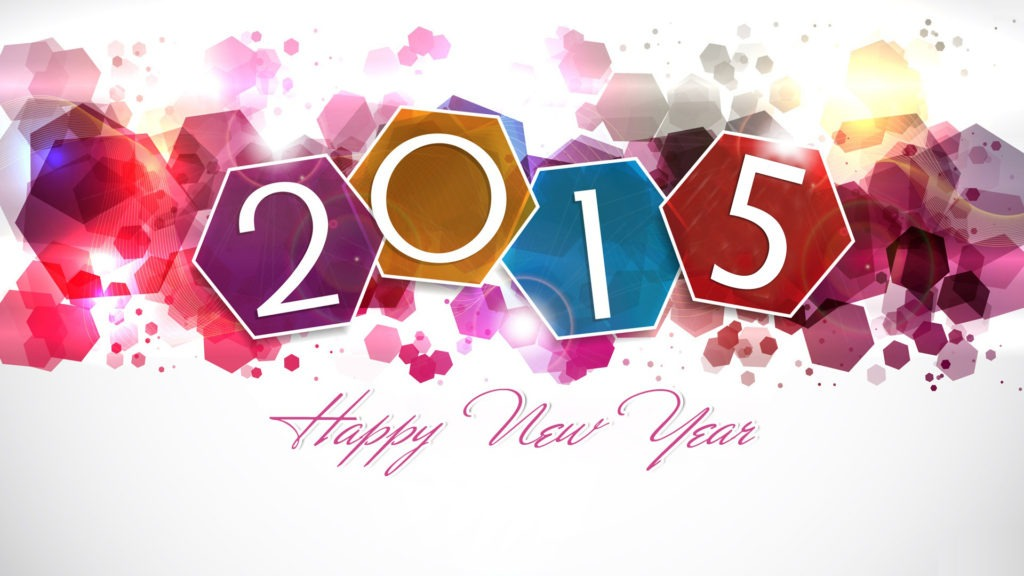 New-Year-2015 Background-wallpaper