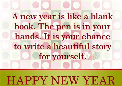 amazing happy new year quotes