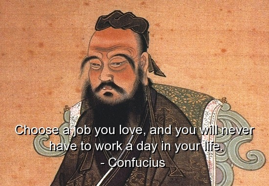 confucius quotes work