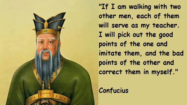 famous quotes of confucius