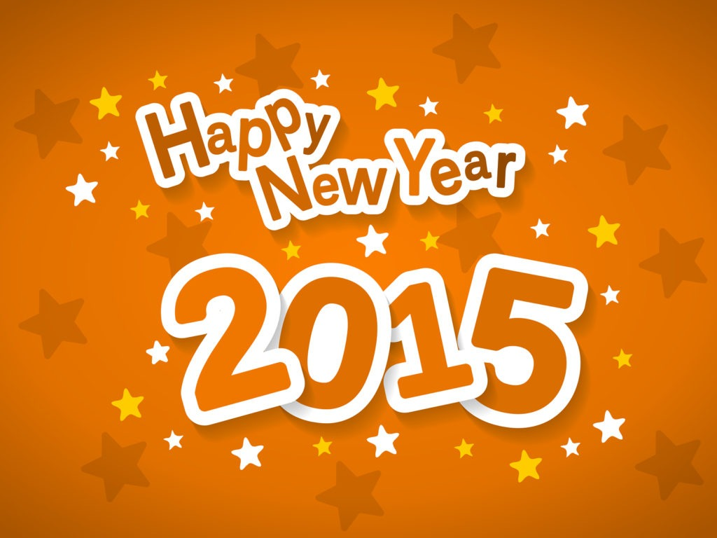 New Year 2015 Backgrounds